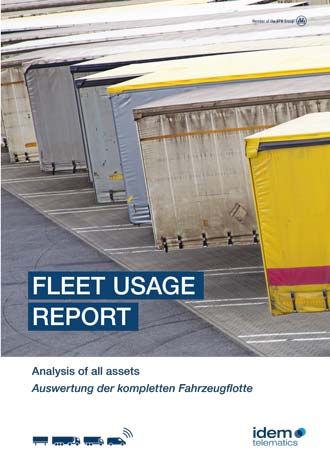 broschuere report fleet usage