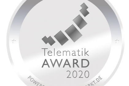 Nomination Telematics Award 2020