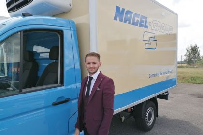 Nagel-Group uses idem telematics in its fleet