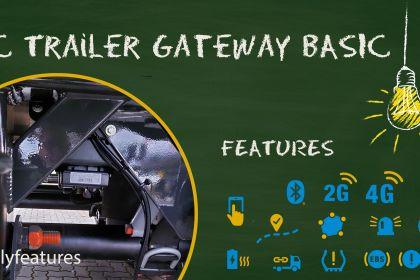 TC Trailer Gateway - Feature Overview