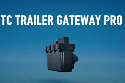 """Telematics for all: TC Trailer Gateway PRO: The """"Swiss army knife"""" of telematics:"""