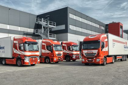 G. Leclerc Transport AG relies on idem telematics in all trucks and trailers in its fleet