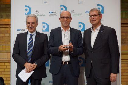idem telematics gewinnt Deutschen Telematik Preis 2020