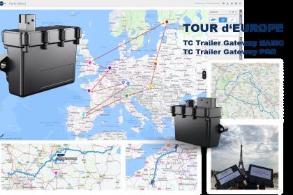 Tour d'Europe - Part 1