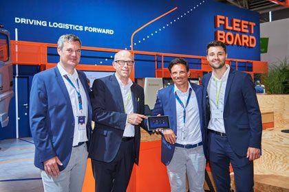 idem telematics und Daimler Fleetboard kooperieren: Alle Daten in einer Oberfläche