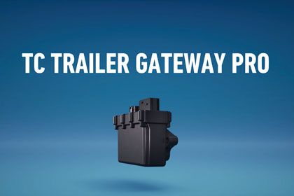 TC Trailer gateway PRO: Future technologies for tomorrows logistics